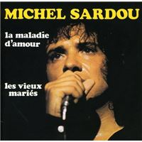 Maladie d'Amour - CD