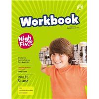 High Five 5 Inglês - Workbook