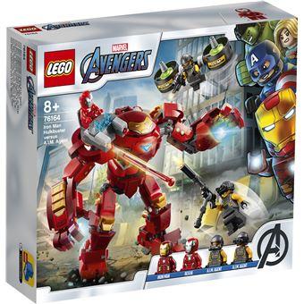 LEGO Marvel Avengers 76164 Iron Man Hulkbuster Versus Agente A.I.M.