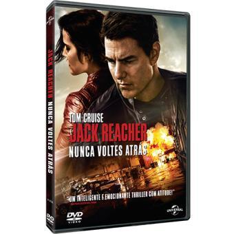 Jack Reacher: Nunca Voltes Atrás (DVD)