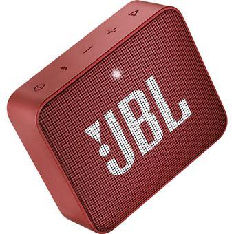 Colunas JBL Go 2 - Vermelho