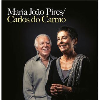 Maria João Pires & Carlos do Carmo - LP 12''