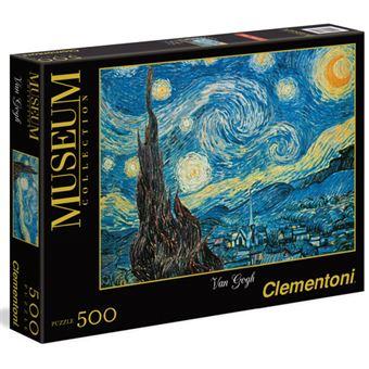 Puzzle Notte Stellata - 500 Peças - Clementoni
