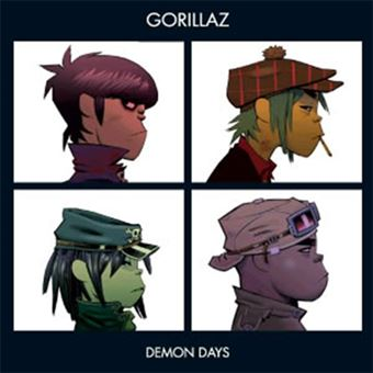 Demon Days - 2LP