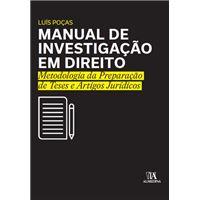 Manual de Investigação em Direito