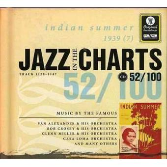 Jazz in the Charts 52 - Indian Summer 1939