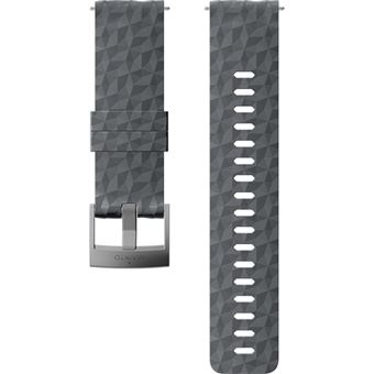 Bracelete Suunto Explore 1 - 24mm - Graphite Gray