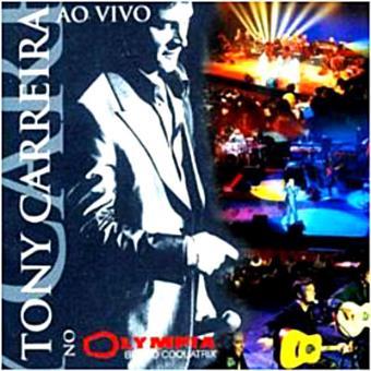 Tony Carreira: Ao Vivo No Olympia
