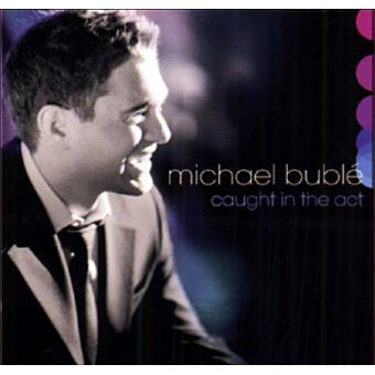 Michael Bublé: Michael Buble - Caught In The Act [Limited Special Edition CD+DVD]