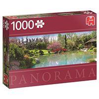 Puzzle Jardim de Cores - 1000 Peças - Jumbo
