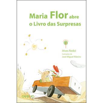 Maria Flor Abre o Livro das Supresas