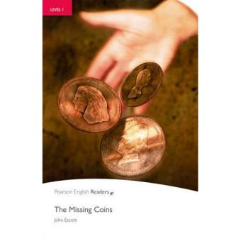 Pearson English Readers Level 1 - The Missing Coins