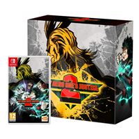 My Hero Academia: One's Justice 2 Plus Ultra Edition - Nintendo Switch