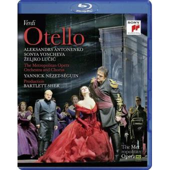 Verdi | Otello (BD)