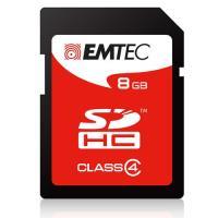 Emtec SDHC 8GB Classe 4