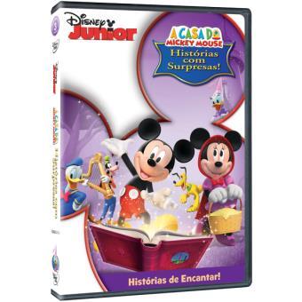 A Casa do Mickey Mouse: Histórias com Surpresas!