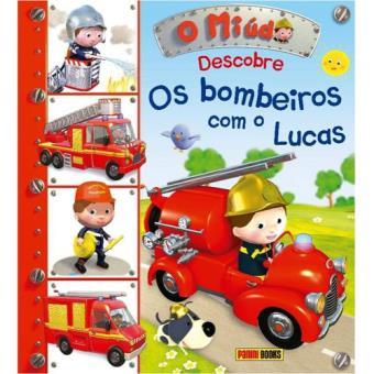 Descobre os Bombeiros com o Lucas