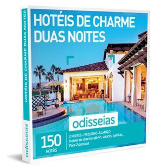 Odisseias 2019 - Hotéis de Charme 2 Noites