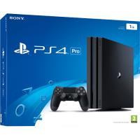 Consola Sony PS4 1TB Pro Black