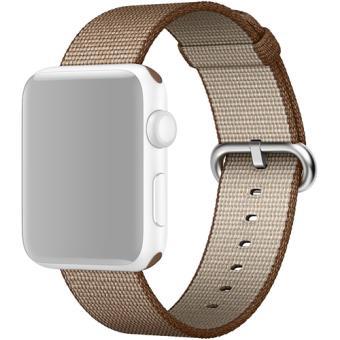 Bracelete Nylon Apple para Apple Watch 42mm - Café | Caramelo