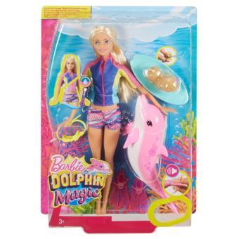 Barbie e os Golfinhos Mágicos - Mattel