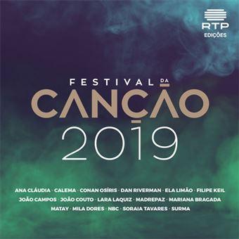 Festival da Canção 2019 - CD