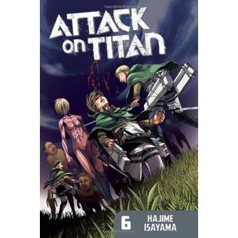 Attack on Titan Vol 6