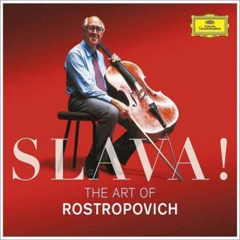 Slava! The Art Of Rostopovich (3CD)