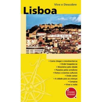 Lisboa - Guia Vive e Descobre