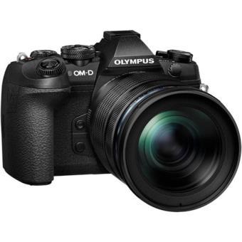 Olympus OM-D E-M1 Mark II + M.Zuiko Digital ED 12-100mm f/4 IS PRO - Preto
