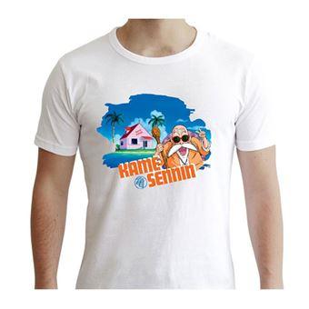T-Shirt Dragon Ball: Tartaruga Genial - Tamanho M