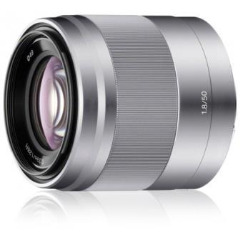 Sony Objetiva SEL E 50mm f/1.8 OSS