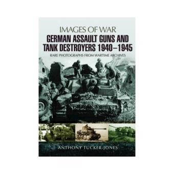 German assault guns and tank destro