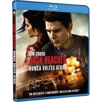 Jack Reacher: Nunca Voltes Atrás (Blu-ray)