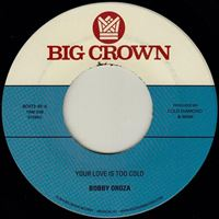 Your Love Is Too Cold Bw Deja Vu - Single Vinil 7''