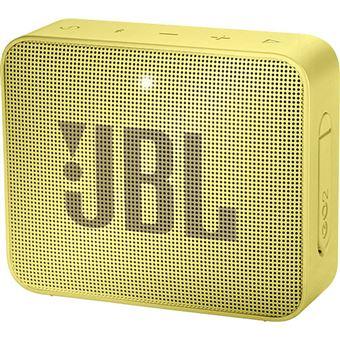 Colunas JBL Go 2 - Amarelo