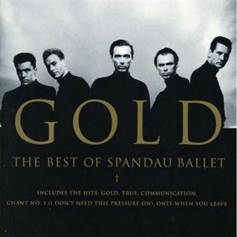 Gold: The Best of Spandau Ballet - CD