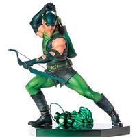 Estatueta Iron Studios DC Green Arrow