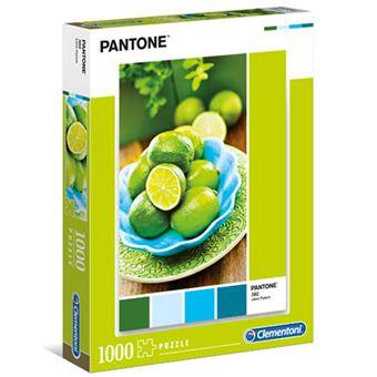 Puzzle Pantone 1 - 1000 Peças - Clementoni