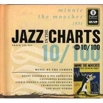 Jazz in the Charts 10 - Minnie the Moocher 1931
