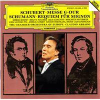 Schubert: Messe G-dur D.167 - CD