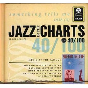 Jazz in the Charts 40 - Something Tells Me 1938