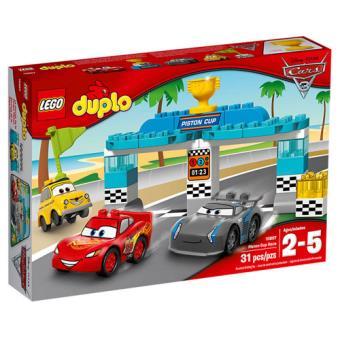 Lego Duplo Disney Cars 10857 Corrida Da Taça Pistão Lego Compra