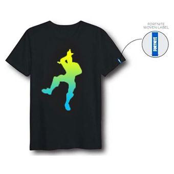T-Shirt Fortnite Loser Dance - Tamanho 12 Anos