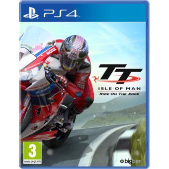 TT – Isle of Man PS4