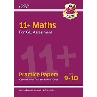 New 11+ gl maths practice papers -