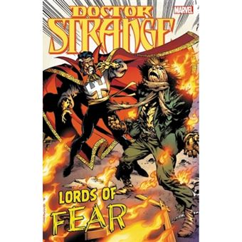 Doctor strange: lords of fear
