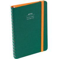 Caderno Pautado Nava Everything Sakura A6 Verde