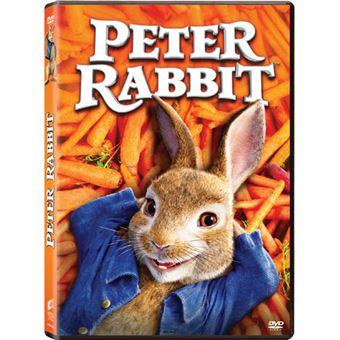 Peter Rabbit - DVD