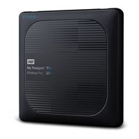 Disco Rígido Rede Western Digital My Passport Wireless Pro USB 3.0 - 1TB